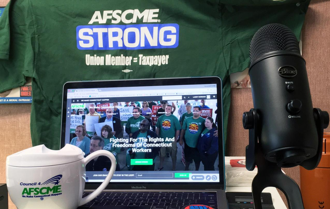 Council 4 AFSCME, sexual harassment, Labor Unions, Connecticut Department of Correction